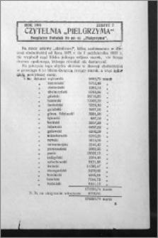 Czytelnia Pielgrzyma, R. 63 (1931), z. 7