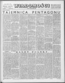 Wiadomości, R. 17 nr 30 (852), 1962