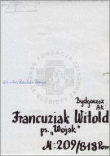 Francuziak Witold