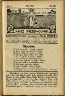 Nasz Przewodnik 1915, R. III, nr 5