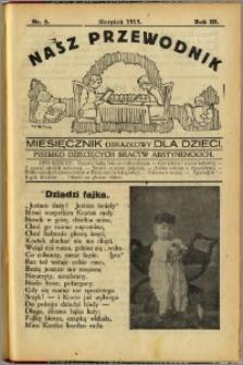 Nasz Przewodnik 1915, R. III, nr 8