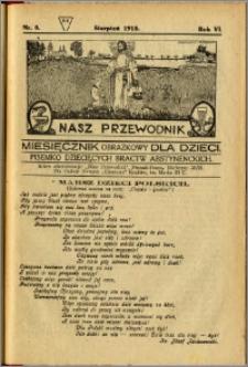 Nasz Przewodnik 1918, R. VI, nr 8