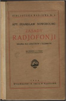 Zasady radjofonii