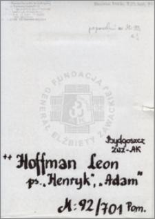Hoffman Leon