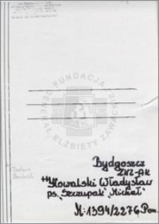Kowalski Władysław