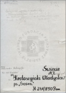 Krotoszyński Władysław