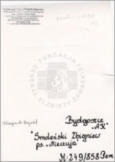 Smoleński Zbigniew