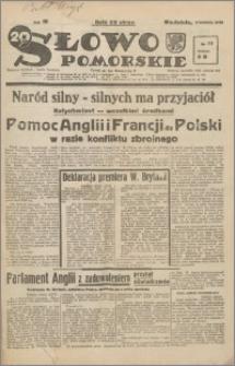 Słowo Pomorskie 1939.04.02 R.19 nr 77