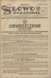 Słowo Pomorskie 1939.04.05 R.19 nr 79