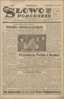 Słowo Pomorskie 1939.04.06 R.19 nr 80