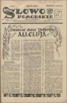 Słowo Pomorskie 1939.04.09 R.19 nr 83