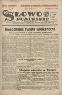 Słowo Pomorskie 1939.04.12 R.19 nr 84