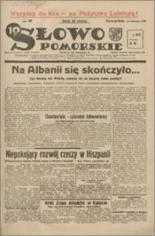 Słowo Pomorskie 1939.04.13 R.19 nr 85