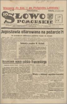 Słowo Pomorskie 1939.04.15 R.19 nr 87
