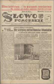 Słowo Pomorskie 1939.04.16 R.19 nr 88
