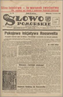 Słowo Pomorskie 1939.04.18 R.19 nr 89