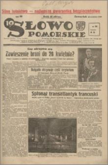 Słowo Pomorskie 1939.04.20 R.19 nr 91