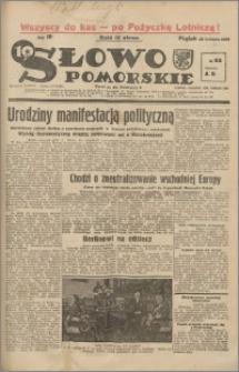 Słowo Pomorskie 1939.04.21 R.19 nr 92