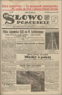 Słowo Pomorskie 1939.04.22 R.19 nr 93
