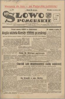 Słowo Pomorskie 1939.04.26 R.19 nr 96