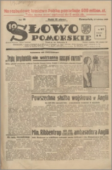 Słowo Pomorskie 1939.04.27 R.19 nr 97