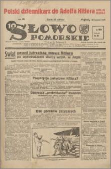 Słowo Pomorskie 1939.04.28 R.19 nr 98