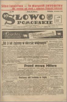Słowo Pomorskie 1939.04.29 R.19 nr 99