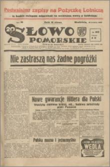 Słowo Pomorskie 1939.04.30 R.19 nr 100