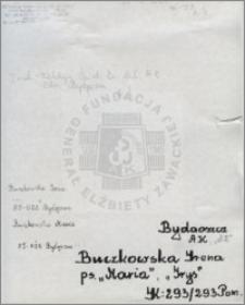 Buczkowska Irena