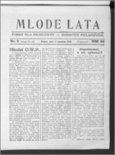 Młode Lata, R. 64 (1932), nr 6