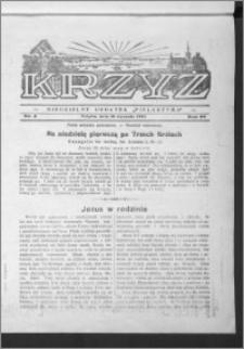 Krzyż, R. 64 (1932), nr 2