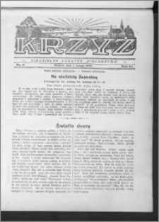 Krzyż, R. 64 (1932), nr 5