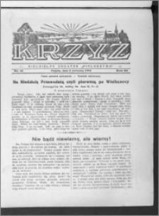 Krzyż, R. 64 (1932), nr 14