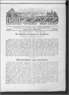 Krzyż, R. 64 (1932), nr 32