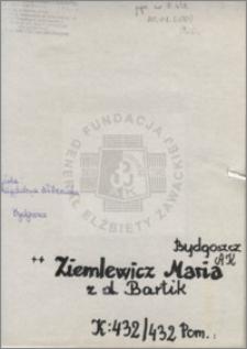Ziemlewicz Maria