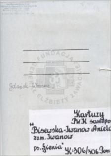 Bisewska-Iwanow Aniela