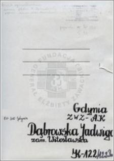 Dąbrowska Jadwiga