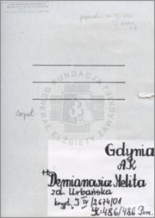 Demianowicz Melita