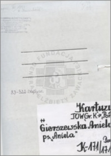 Gierszewska Aniela