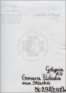 Gonera Elżbieta