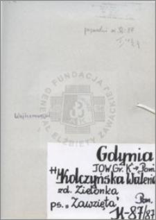 Kolczyńska Waleria