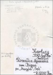 Koszałka Agnieszka