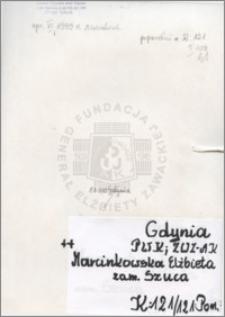 Marcinkowska Elżbieta
