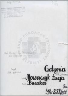 Nowaczyk-Puszka Łucja