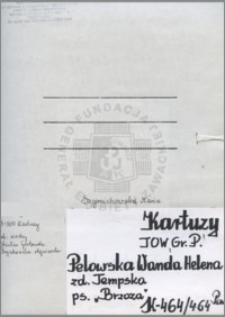 Pelowska Wanda Helena