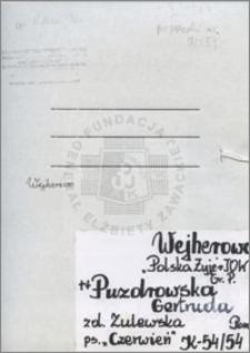 Puzdrowska Gertruda