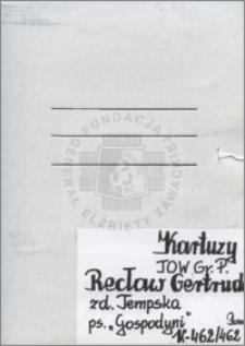 Recław Gertruda