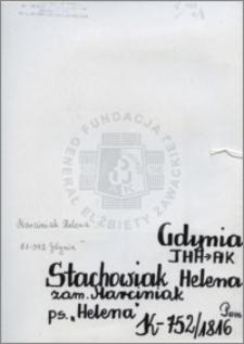 Stachowiak Helena