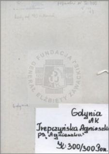 Trepczyńska Agnieszka