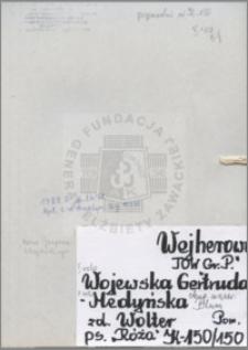 Wojewska Gertruda